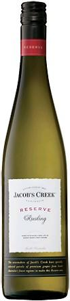 Jacobs Creek Riesling Reserve